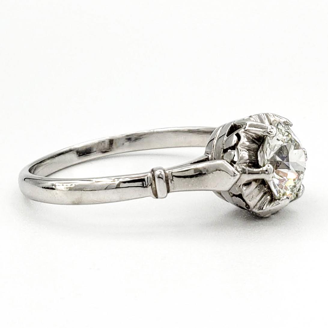 vintage-platinum-engagement-ring-with-0-72-carat-old-european-cut-diamond-egl-h-vs1