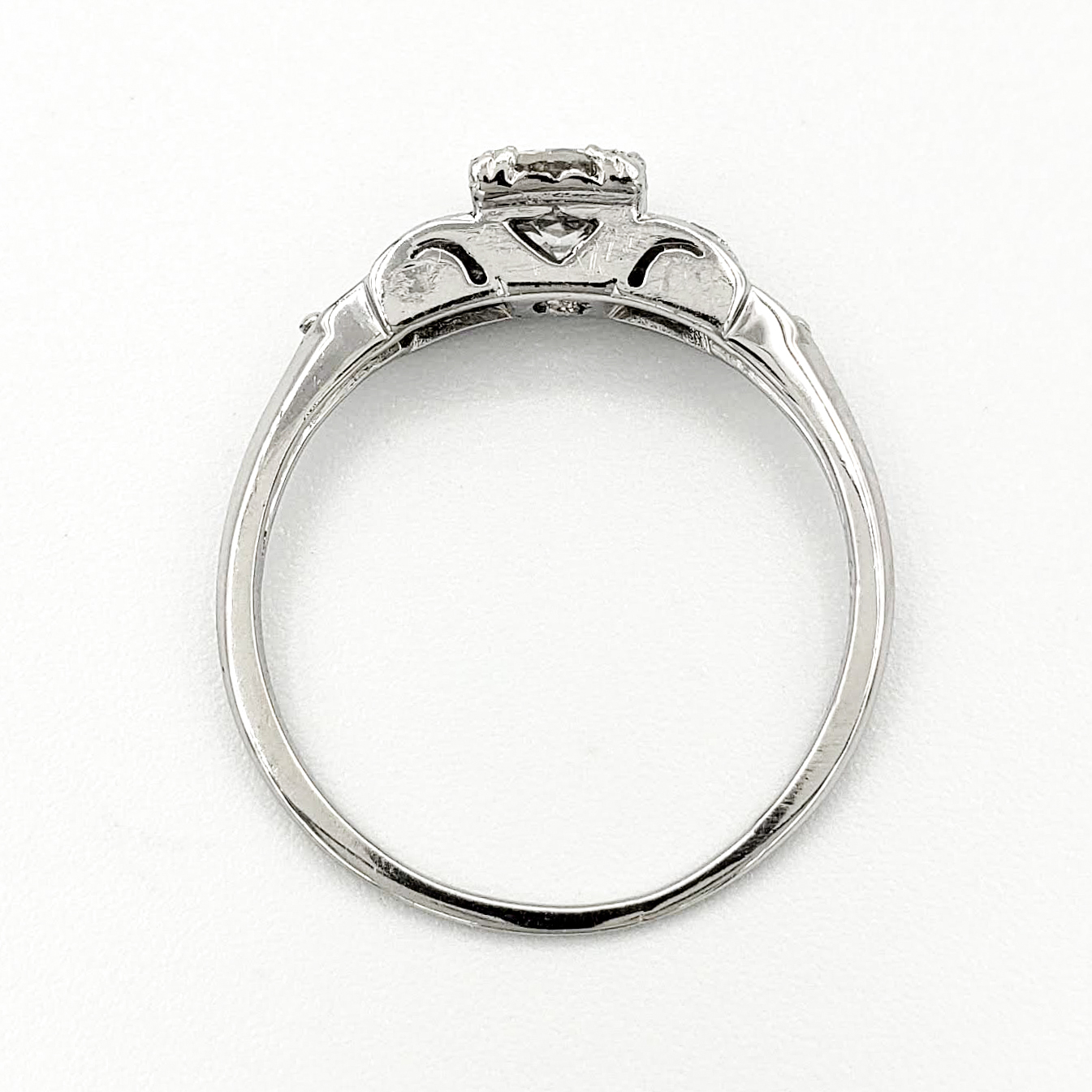 vintage-platinum-engagement-ring-with-0-46-carat-transitional-cut-diamond-egl-g-vs1