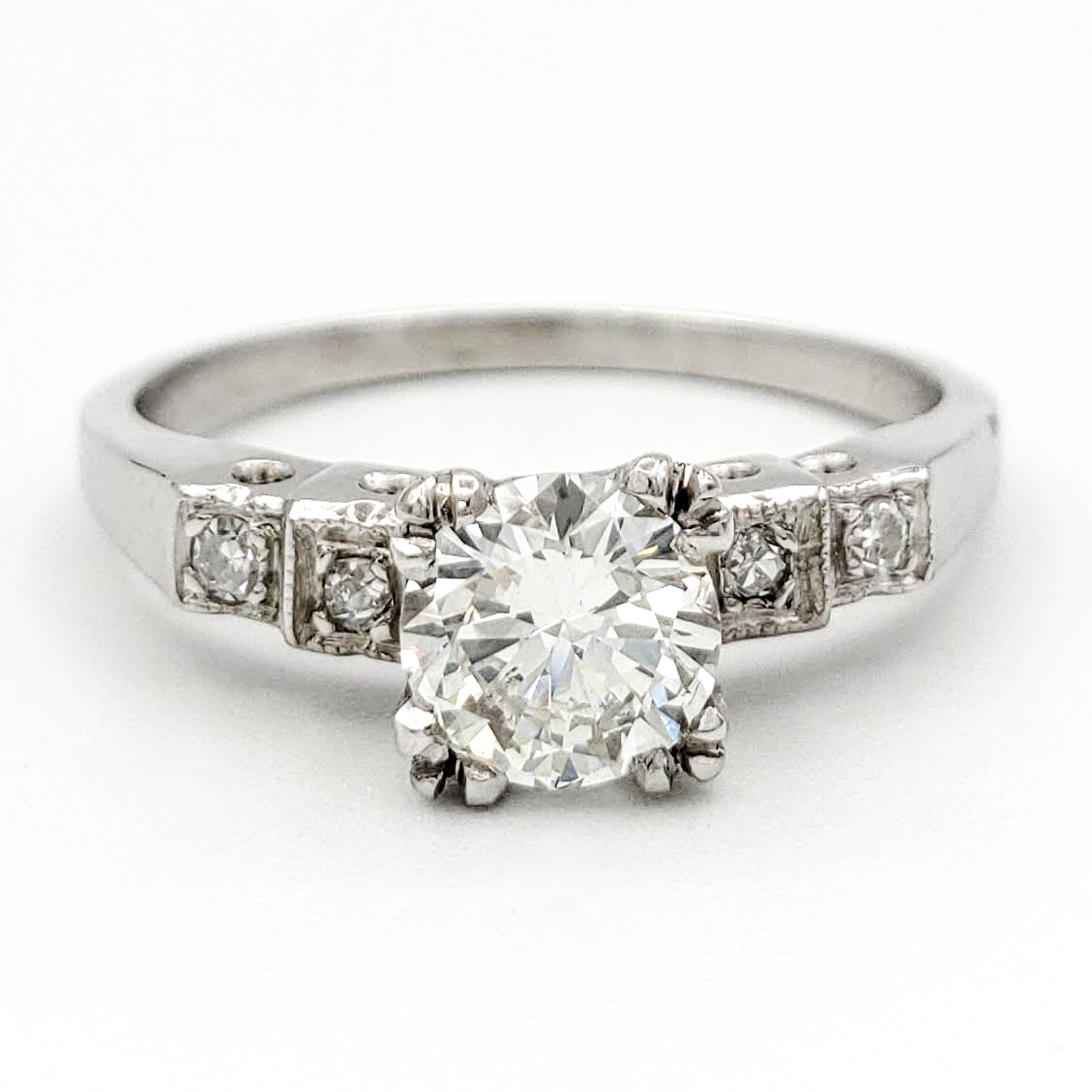 vintage-platinum-engagement-ring-with-0-66-carat-round-brilliant-cut-diamond-egl-g-vs1