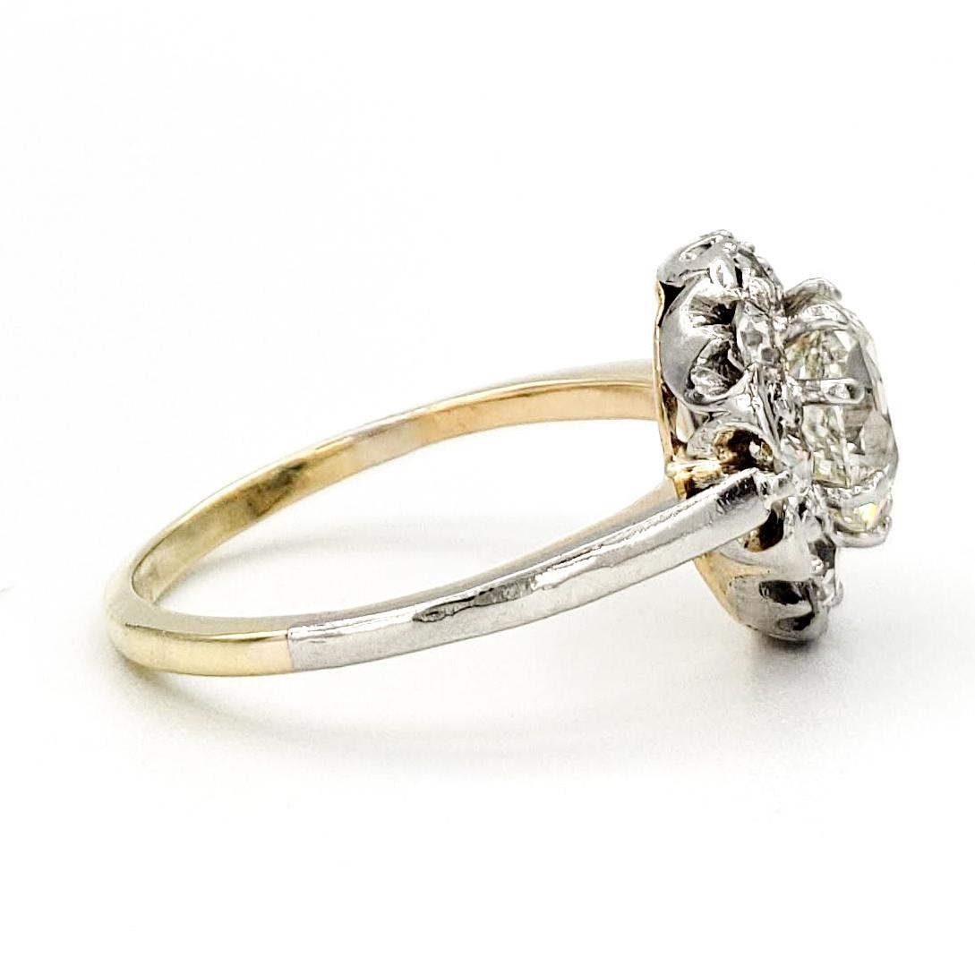 vintage-18-karat-and-platinum-gold-engagement-ring-with-1-10-carat-old-mine-cut-diamond-egl-j-vs1