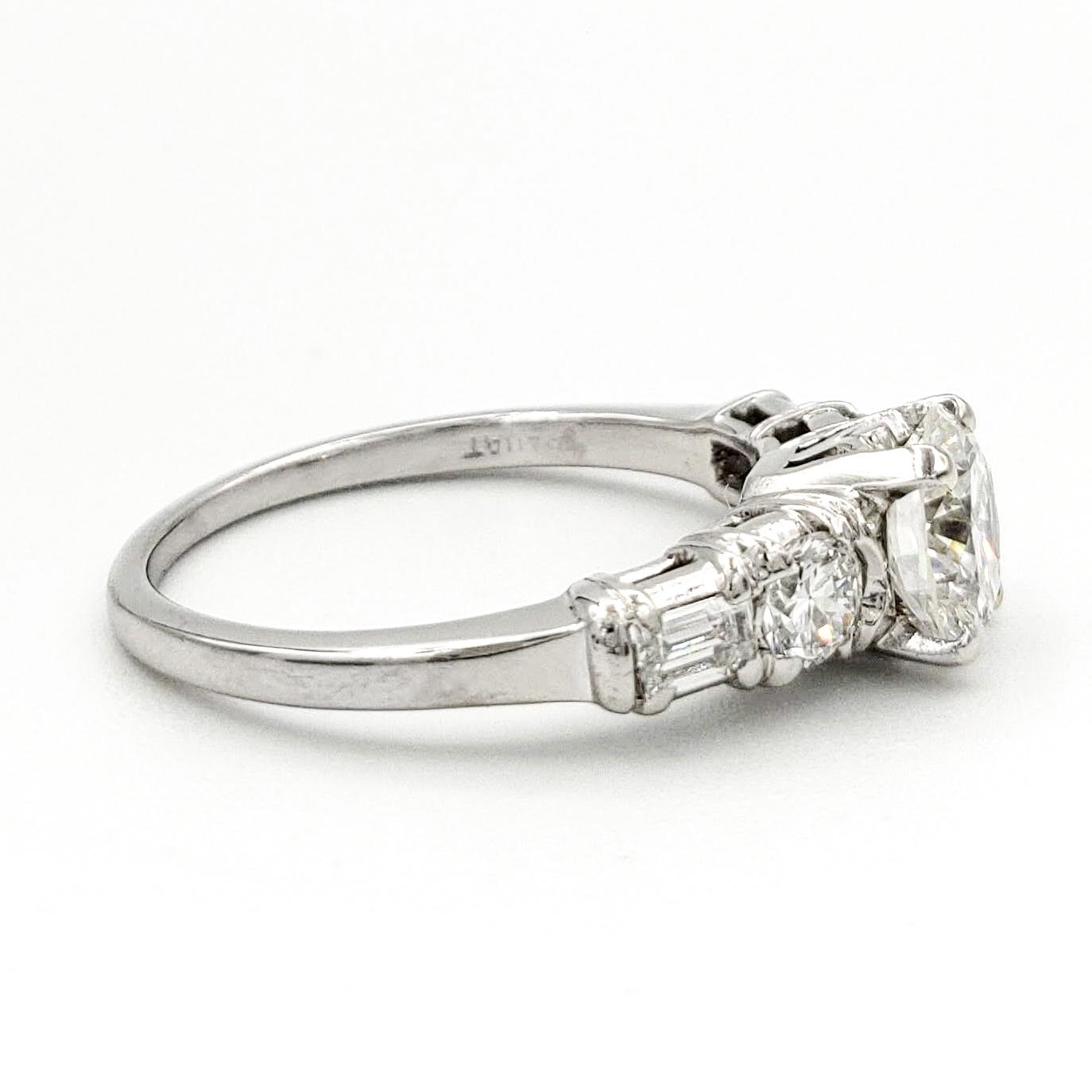 vintage-platinum-engagement-ring-with-0-69-carat-round-brilliant-cut-diamond-egl-g-vvs2
