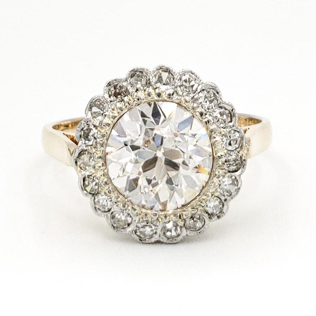 vintage-14-karat-gold-engagement-ring-with-1-57-carat-old-european-cut-diamond-gia-l-vs2