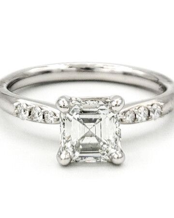estate-platinum-engagement-ring-with-0-73-carat-square-step-cut-diamond-gia-h-si1