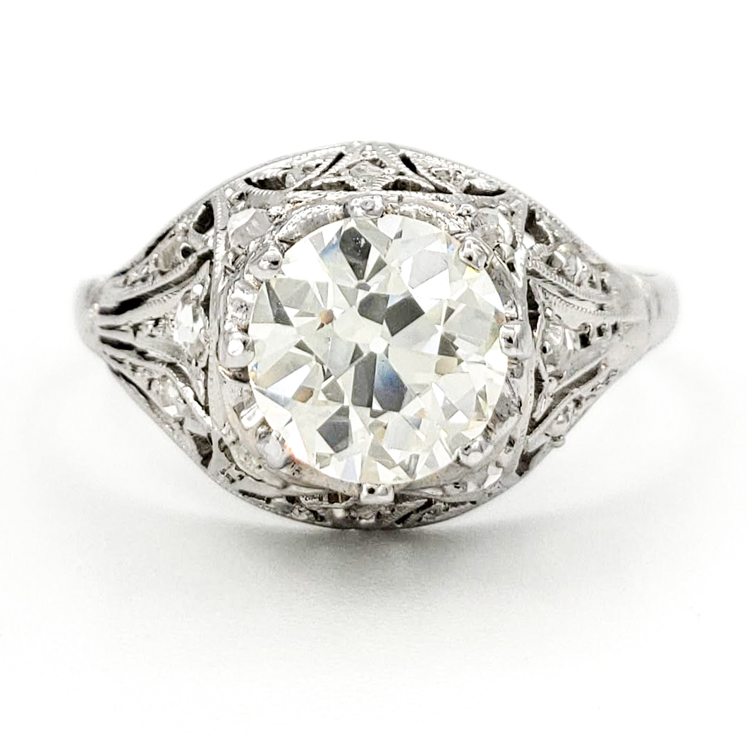 vintage-platinum-engagement-ring-with-1-02-carat-old-european-cut-diamond-egl-j-vs1-2