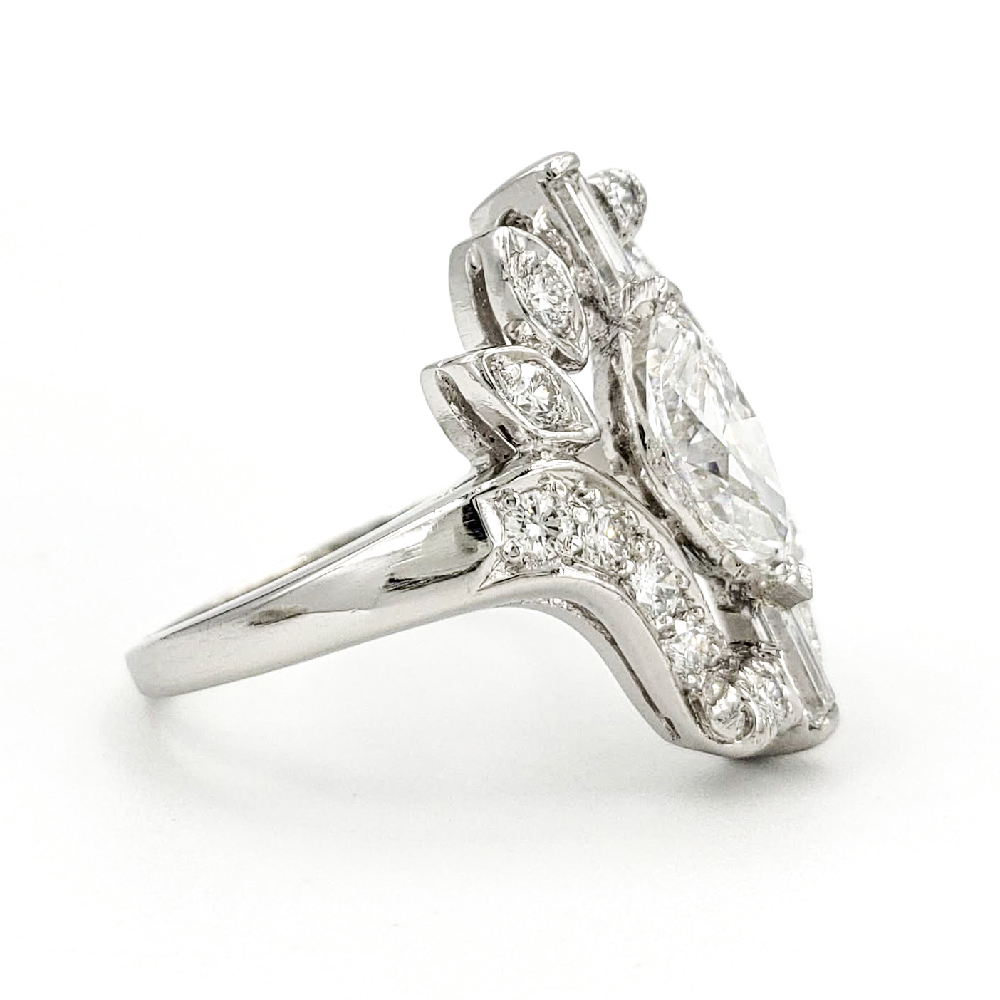 vintage-platinum-engagement-ring-with-0-76-carat-marquise-cut-diamond-egl-d-vs1