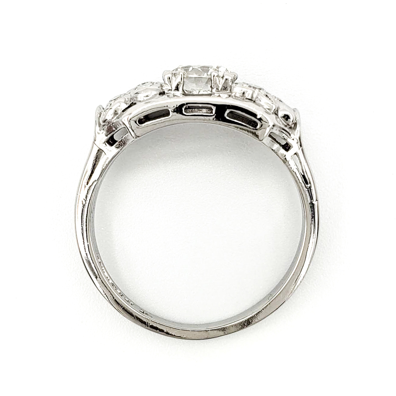 vintage-platinum-engagement-ring-with-0-63-carat-old-european-cut-diamond-egl-g-vs1