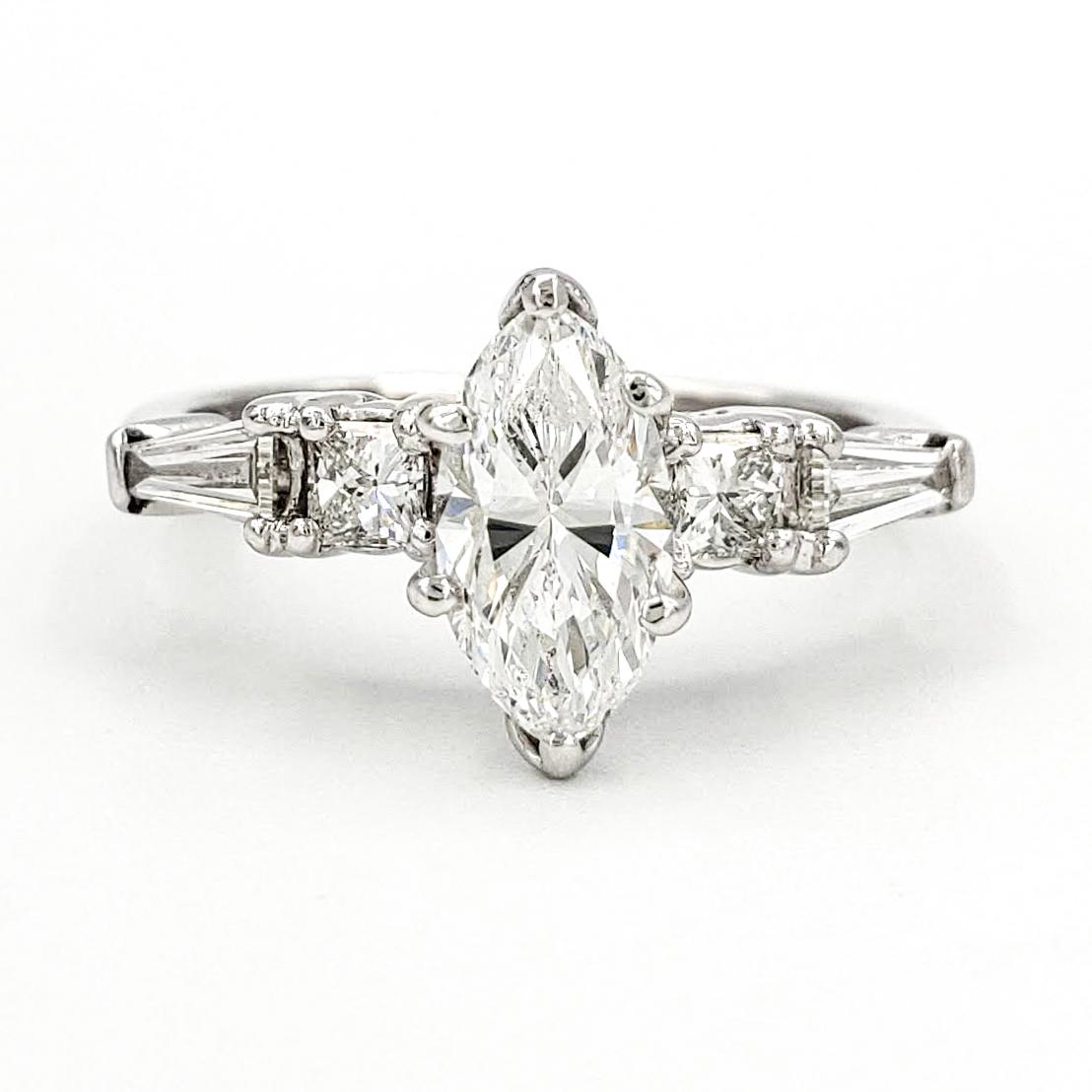 estate-platinum-engagement-ring-with-1-03-carat-marquise-cut-diamond-gia-d-si1
