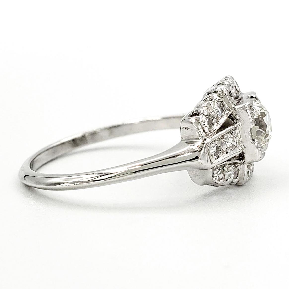 vintage-platinum-engagement-ring-with-0-55-carat-old-european-cut-diamond-egl-i-vs1