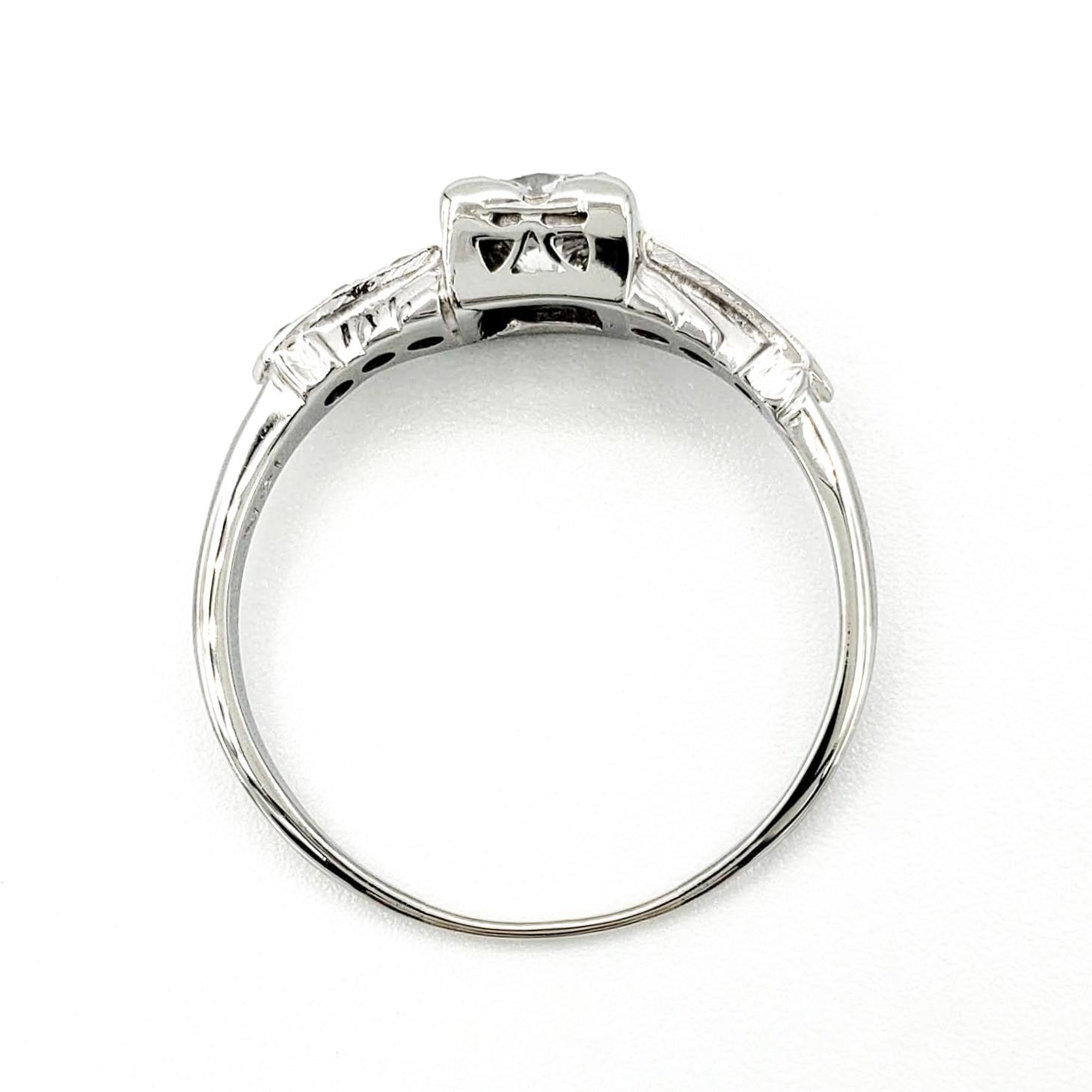 vintage-platinum-engagement-ring-with-0-72-carat-old-european-cut-diamond-gia-e-si1