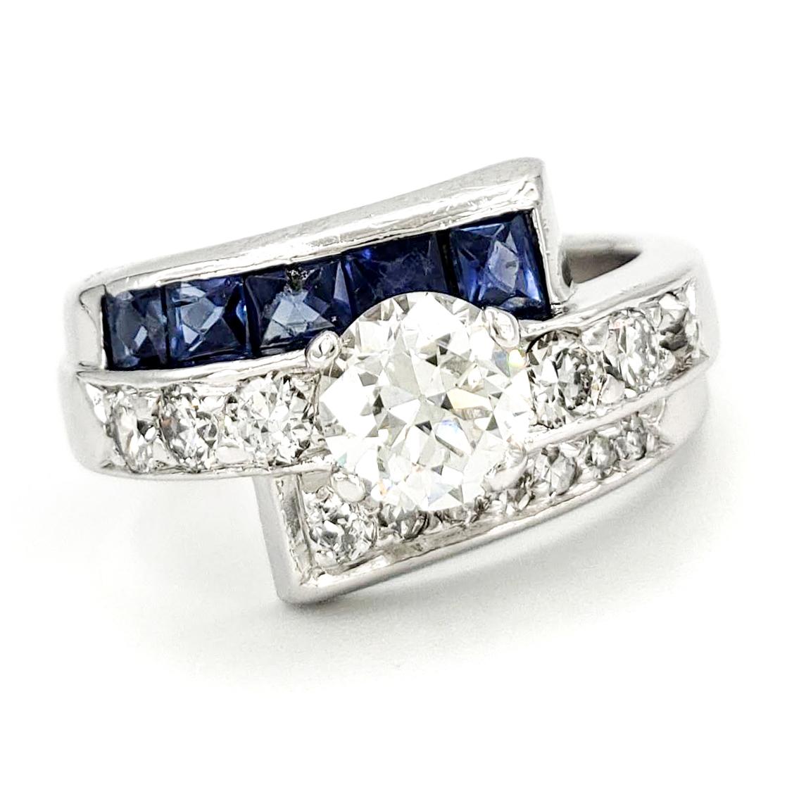 estate-platinum-engagement-ring-with-0-64-carat-old-european-cut-diamond-egl-h-vs1