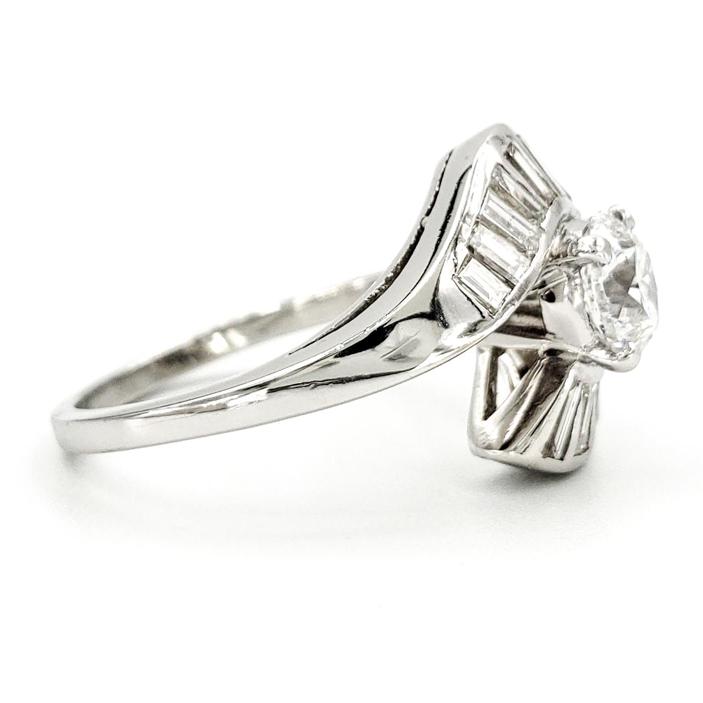 vintage-platinum-engagement-ring-with-0-90-carat-transitional-cut-diamond-egl-e-si1