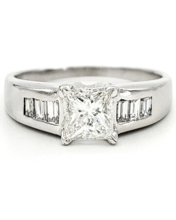 estate-platinum-engagement-ring-with-0-72-carat-princess-cut-diamond-gia-e-vs1
